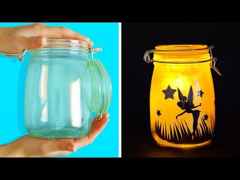 16 MAGICAL DIY LIGHTS AND LAMP IDEAS
