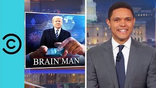 Is President Trump Losing His Mind? | The Daily Show