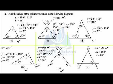 The Triangle and its Properties 6.3