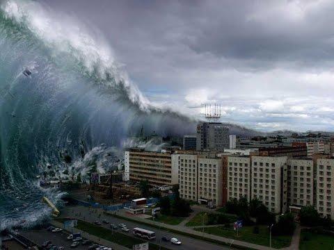 !!! Biggest tsunami in the world ✿Japan tsunami 2011 raw footage !!!!