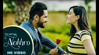 NAKHRO || TEJI GREWAL || MIX SINGH || VICKY DHALIWAL || LATEST PUNJABI SONG 2018 || CROWN RECORDS