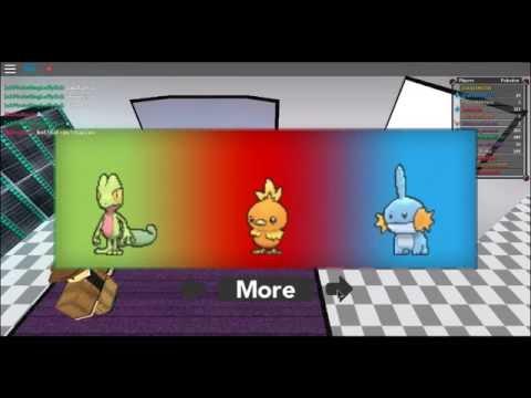 fennekin,snivy,squirtle! -Pokemon brick bronze SEASON 1-