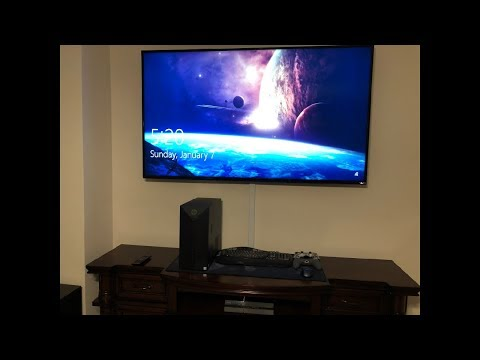 HOW TO HIDE WIRES ON WALL MOUNTED TV FOR UNDER $20