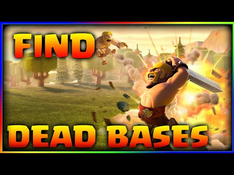 How To Find Dead Bases in CoC - Clash of Clans