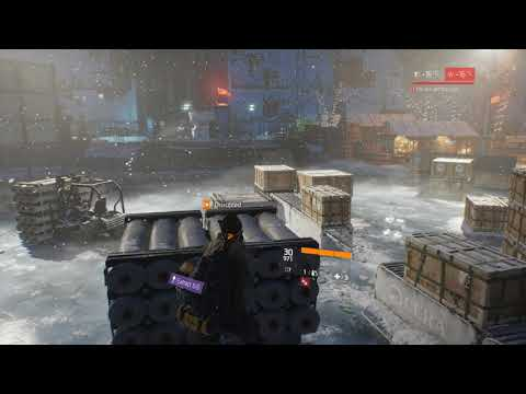 Tom Clancy's The Division .survival shield