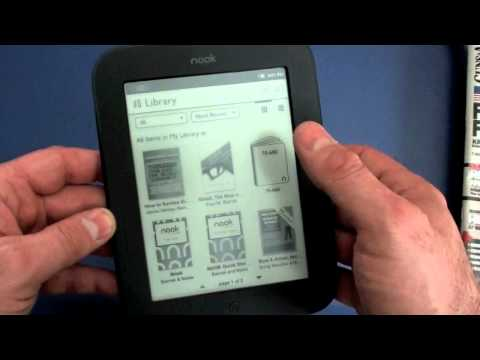 Nook Touch Review