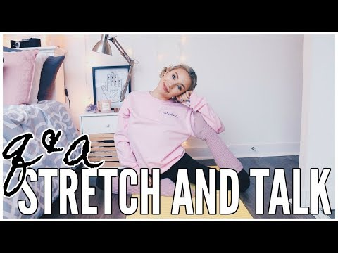 How I Met My Boyfriend | STRETCH & TALK