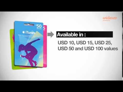 Buy iTunes Gift Card Online