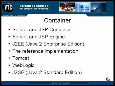 JSP The Container