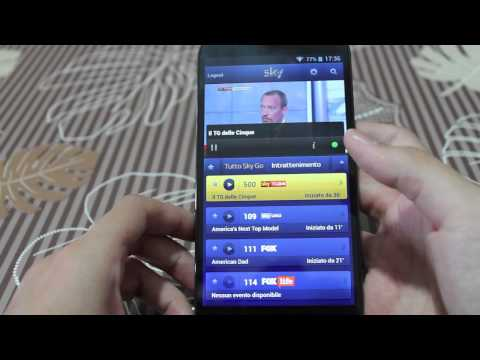 Come installare Sky Go su Android (update 22/4/2015) - SuperNerd.it