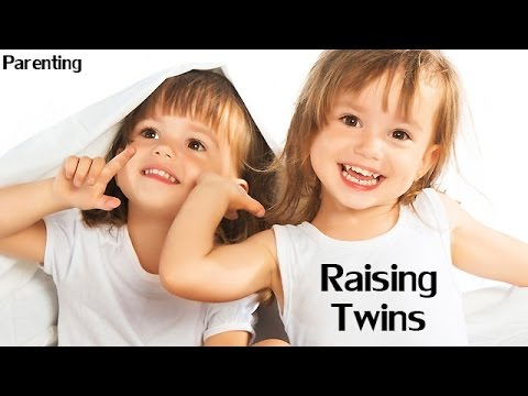 Raising Twins! - Techniques to bring twins a breeze