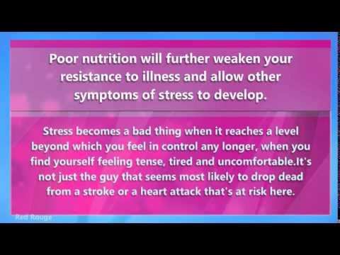 Stress The Silent Killer Part 1