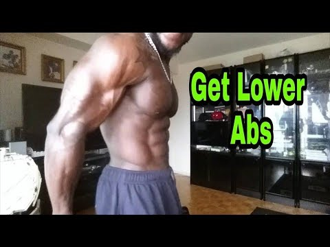 Lower Abs Workout | Lose Lower Belly Fat - (NO EQUIPMENT NEEDED)