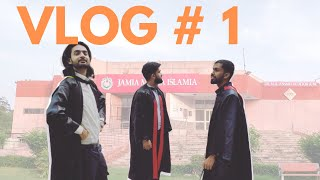 A look of my College | Jamia Millia Islamia |  | Badel Sharma | MBA Jamia Vlog |