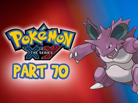 Pokemon X and Y Gameplay Walkthrough Part 70 - Terminus Cave 3DS Let's Play