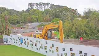 Future Zoo - Timelapse #9 of South-east Asia construction work
