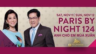 PBN 124 thu hình November 11 & 12, 2017 @ Pechanga Resort & Casino