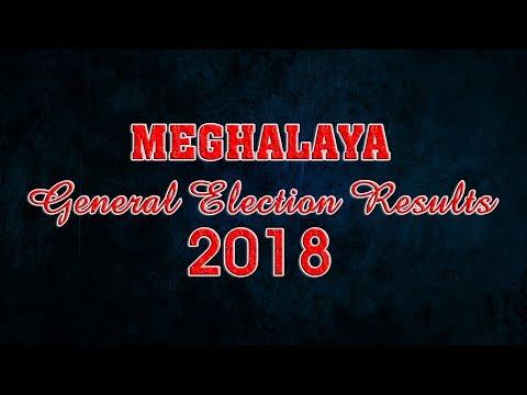 Meghalaya General Election Results 2018