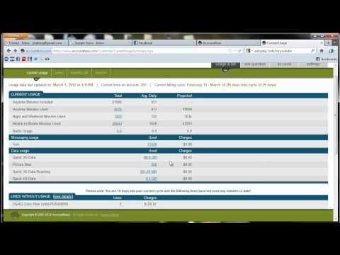 account boss- sprint-Wireless Bill Management