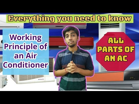 How Air Conditioning Works in Hindi