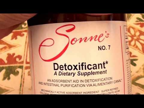Sonne's Detoxification No. 7 --Intestinal purification REVIEW