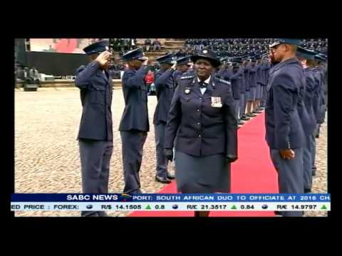 More top ranking SAPS members served with notices of intention to suspend