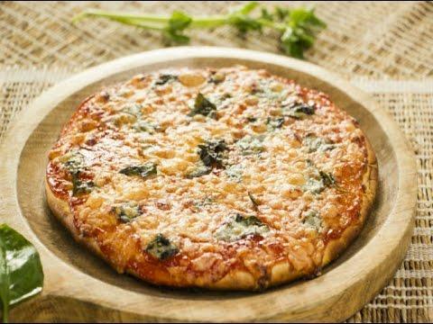 Margherita Pizza(मारग्रिटा पिज्जा)/ How to make Margherita Pizza