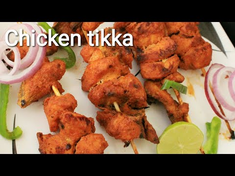 Chicken tikka - Chicken recipe - Chicken tikka recipe