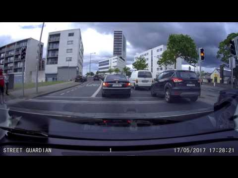 Do I really need 2ch Street Guardian SG9663DC ? - YES, to record rear accidents !