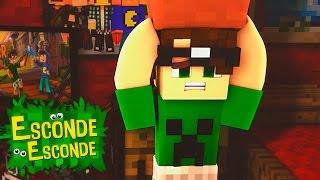 Minecraft: INTRO ESCONDE-ESCONDE! (Minecraft Animation)