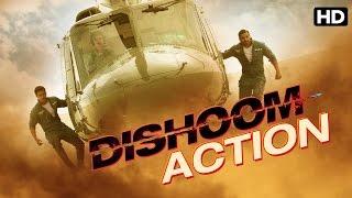 Making of Dishoom (Action Sequence) Dishoom   John Abraham   Varun Dhawan