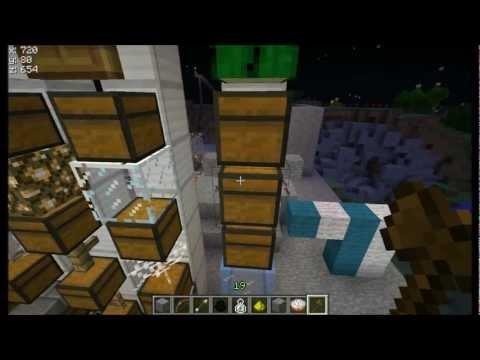 Minecraft 1.2.5 Glitches Episode 2 and Chest Tricks!