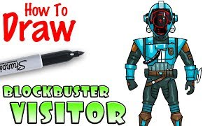 How To Draw Brite Bomber Fortnite Video Jinni