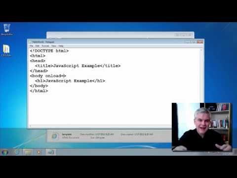 2/21 Javascript Fundamentals - Writing your First JavaScript Application