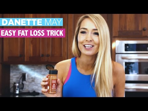 30 Second Fast And Easy Fat Loss Trick | Danette May