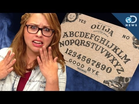 What Makes Ouija Boards Move?