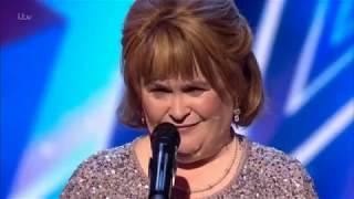 Susan Boyle opens WEEK 2★ BRITAINS GOT TALENT 2019 ★ Auditions Week 2