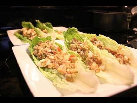 Tasty Low Carb Tuna Wraps (Perfect For Getting Lean)