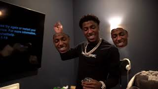 YoungBoy Never Broke Again - Ten Talk [Official Music Video]