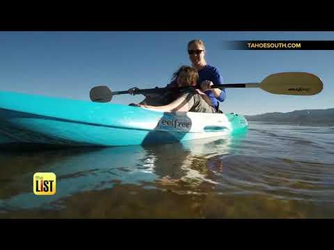 Summertime Adventure: 3 of the Best Lakes Across America
