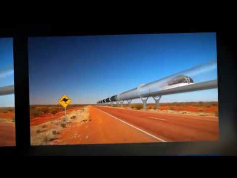 Hyperloop proposes rapid ground transport system to connect Mumbai, Pune...Hyperloop coming to india