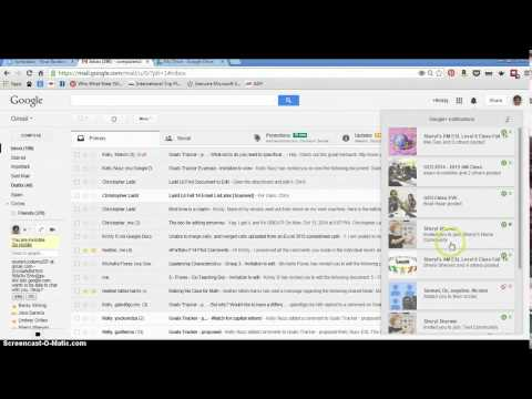 How to accept a Google+ invitation by Sheryl