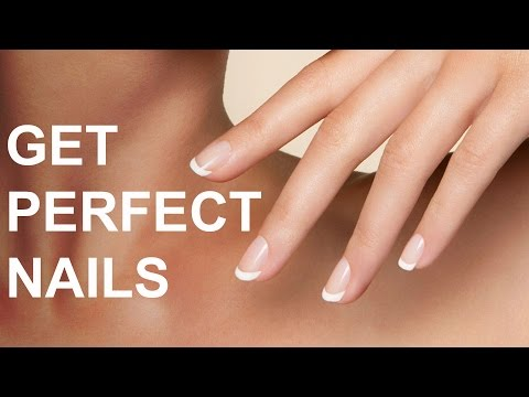 How To Get Perfect Nails In Seconds- AD | Carly Musleh