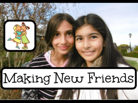 How To Survive Elementary School: Making New Friends