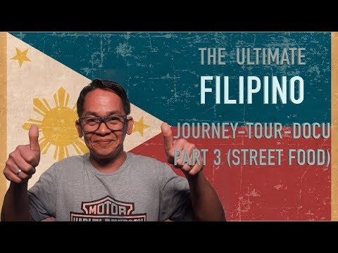 Filipino Food part 3 - Street Food