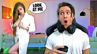 Download IGNORING MY GIRLFRIEND FOR 24 HOURS PRANK! Video