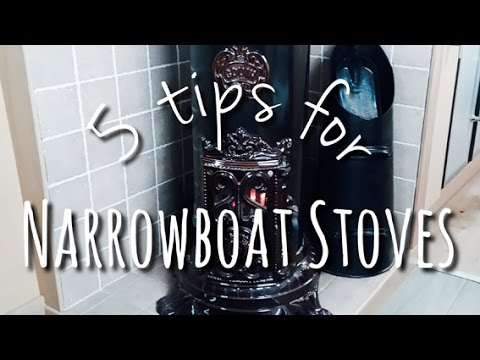 Keeping warm on a narrowboat - Our tips for narrowboat stoves - Episode 7