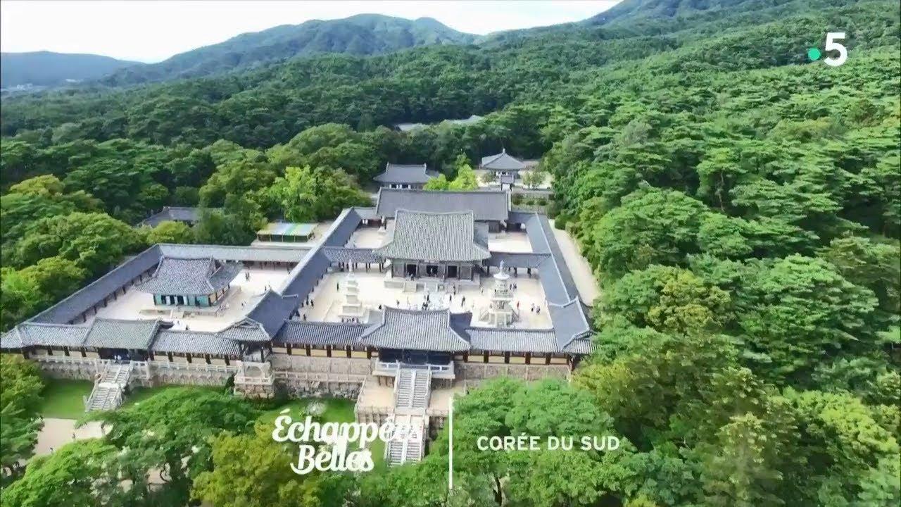 Destination Corée du Sud ! - Échappées belles