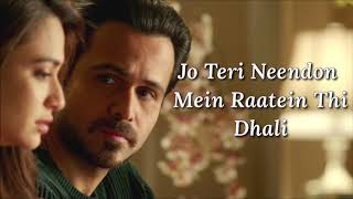 Yaad Hai Na Lyrics   Raaz Reboot   Arijit Singh  