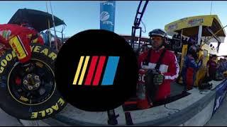 360 Video: Dale Earnhardt Jr. last race at Homestead-Miami Speedway